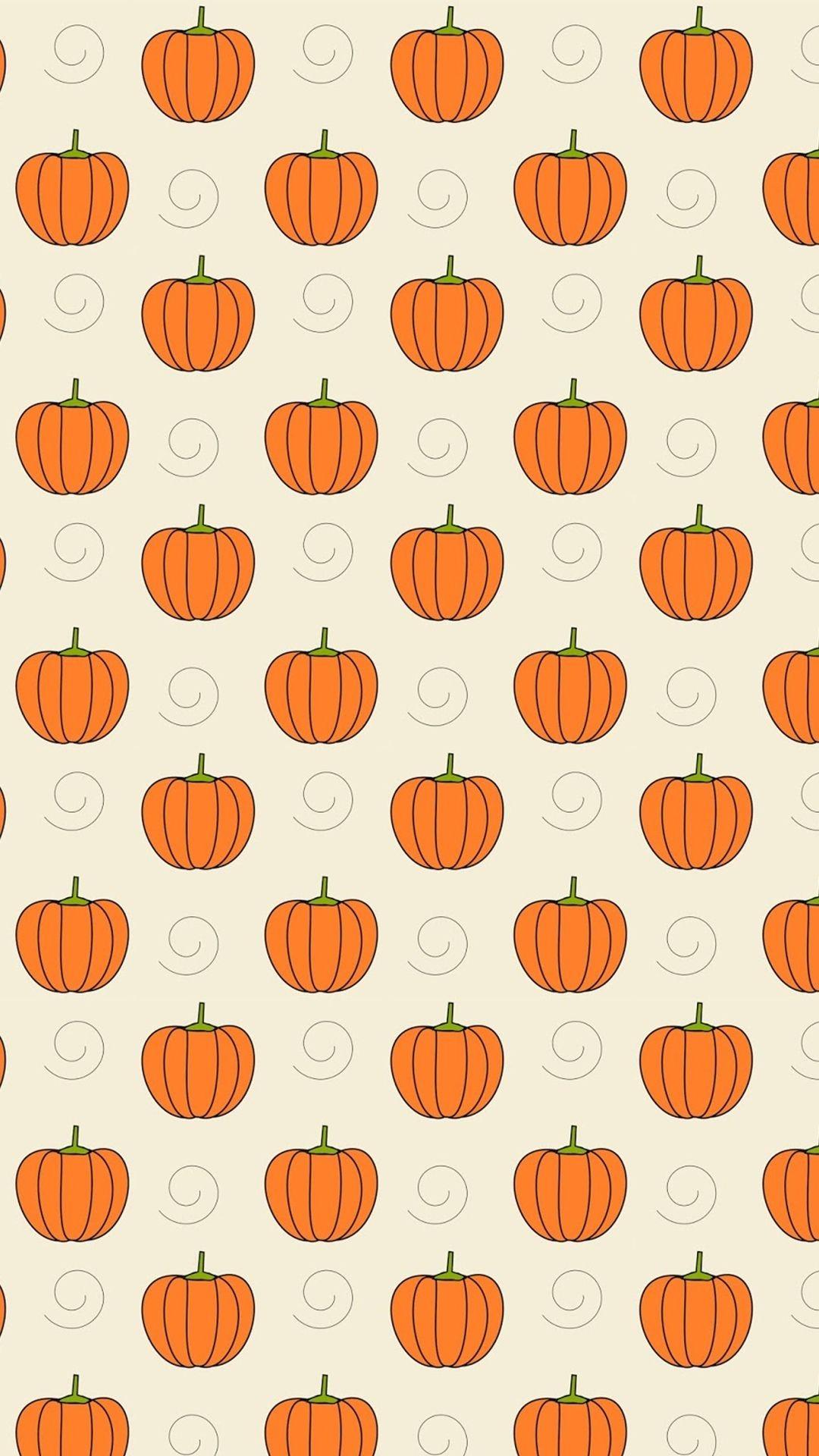 63 Kawaii Halloween Wallpapers on WallpaperPlay 1080x1920