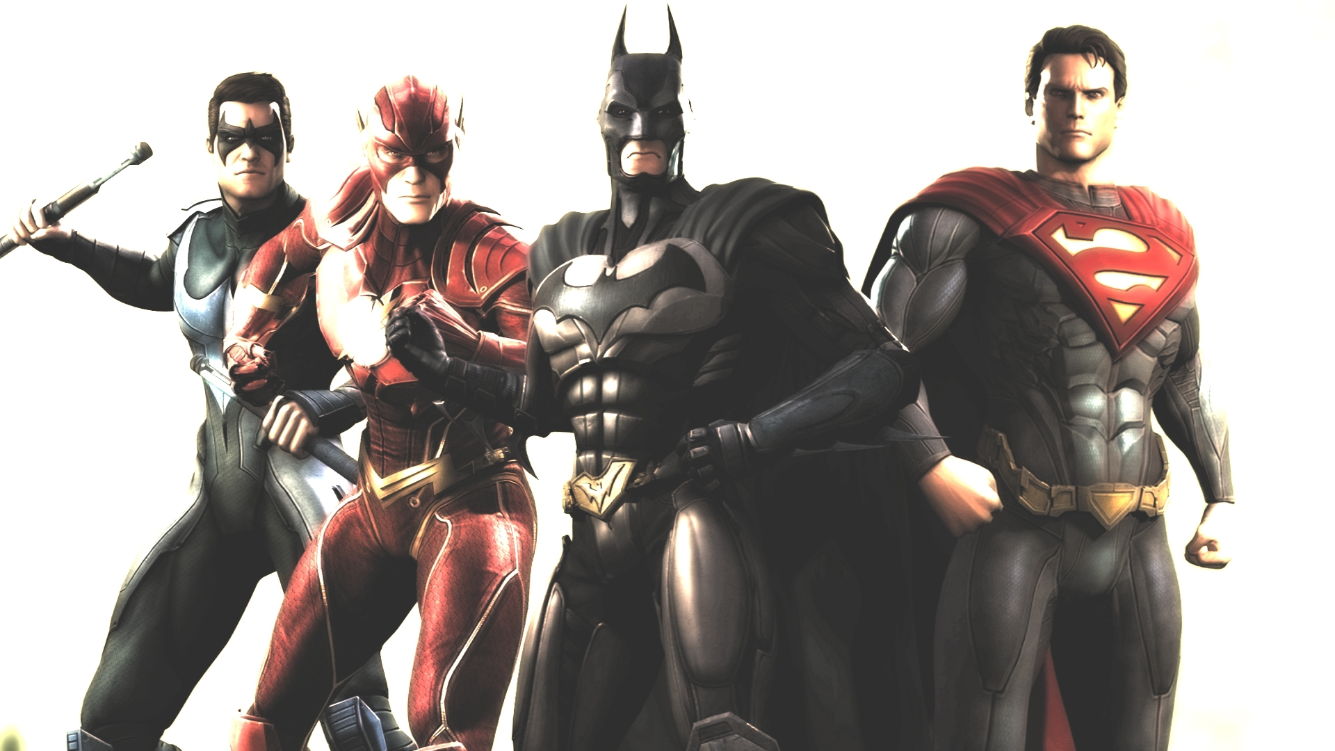 Injustice Gods Among Us   Ultimate Edition 1920x1080