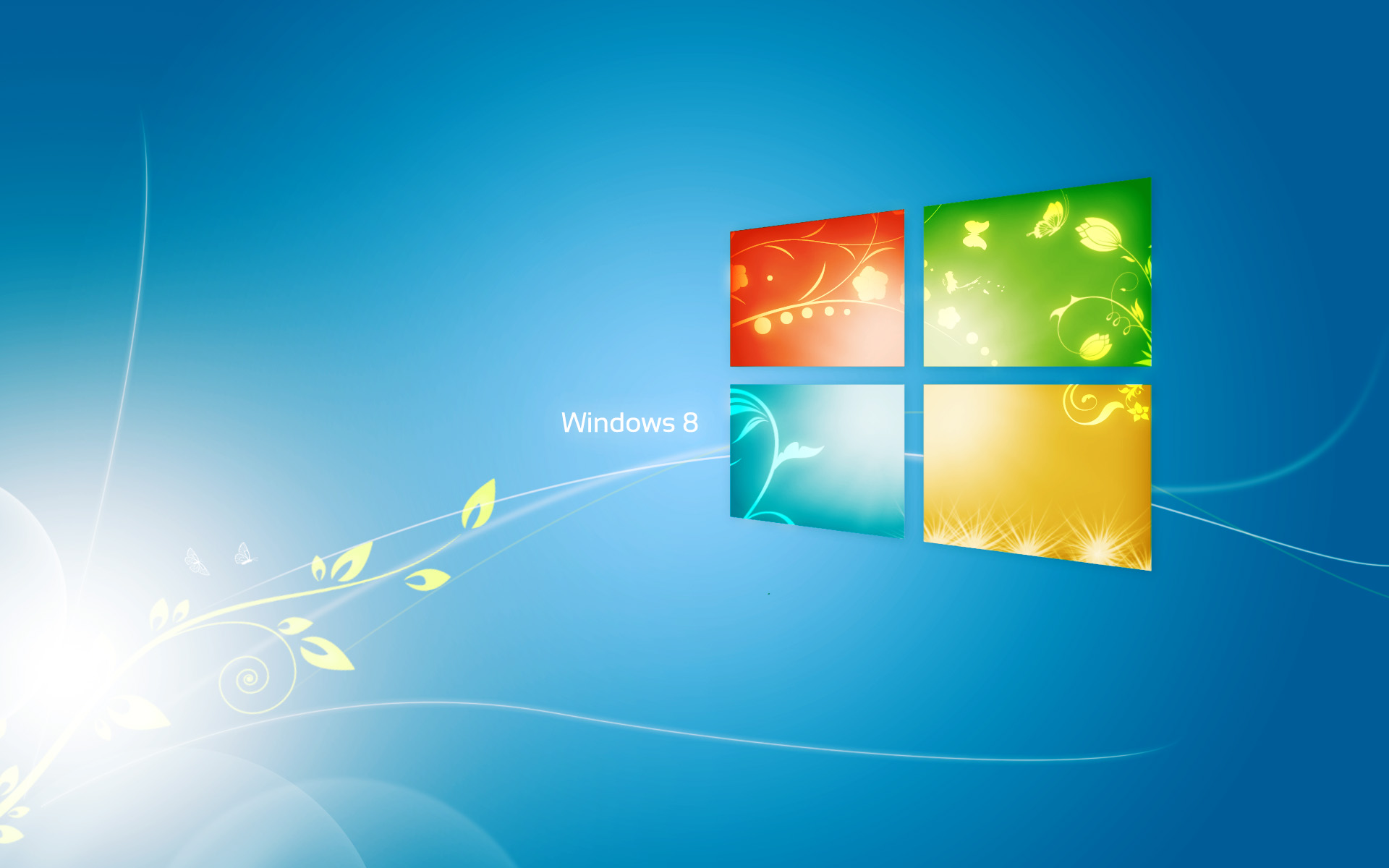 Read How to Change Windows 8 Start Screen Background using Windows 8 1920x1200