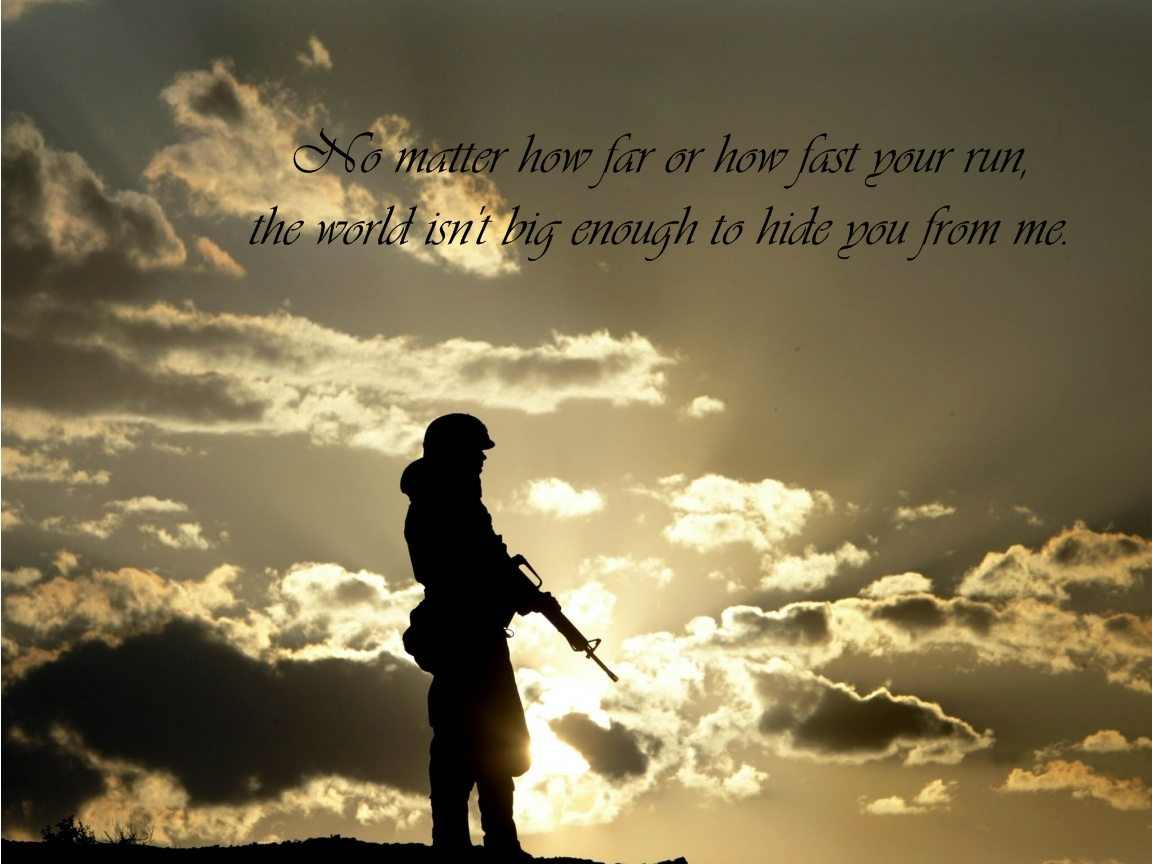 Soldiers Quotes Wallpaper 1152x864 Soldiers Quotes 1152x864