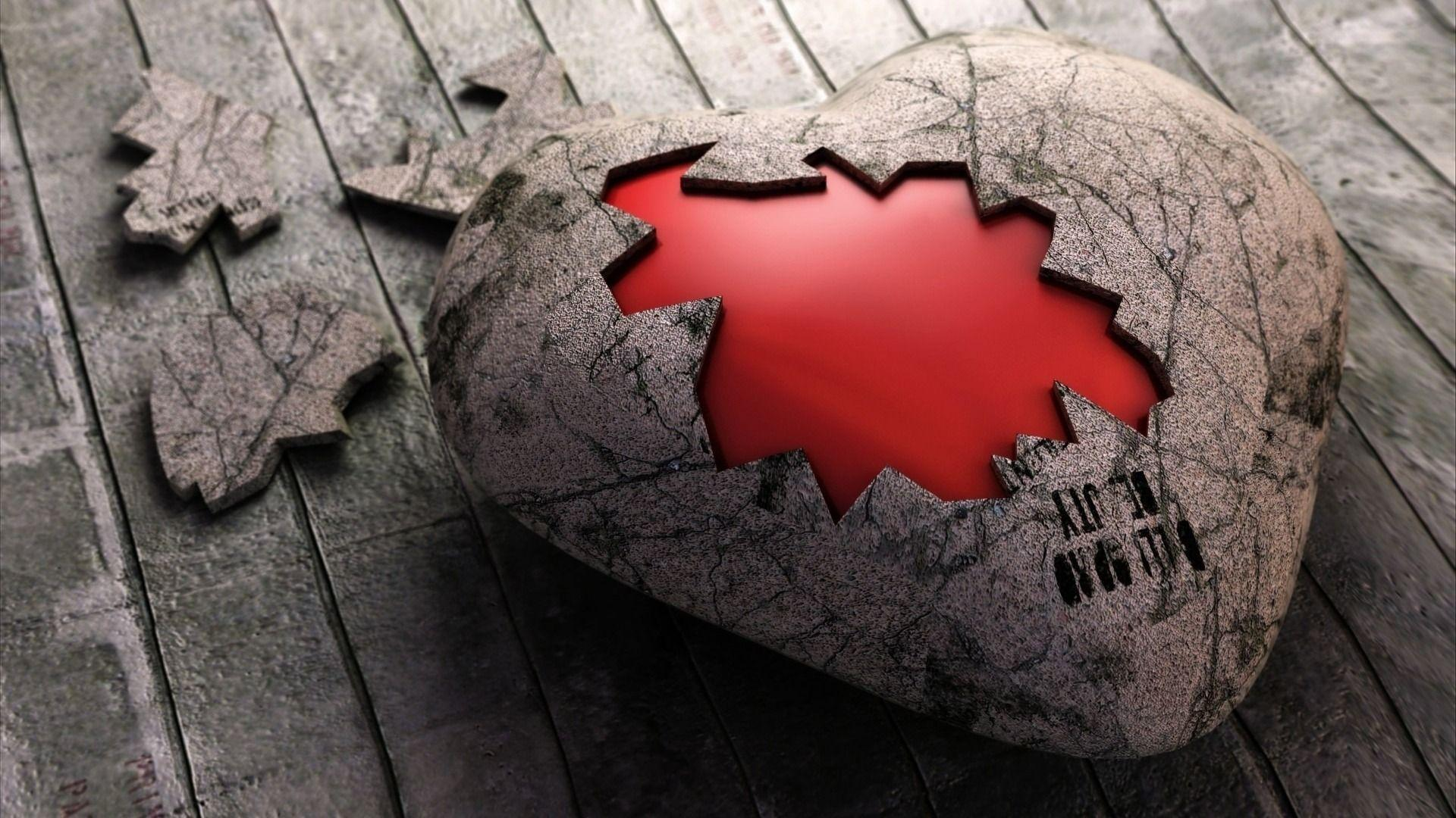 Broken Heart Wallpapers 1920x1080