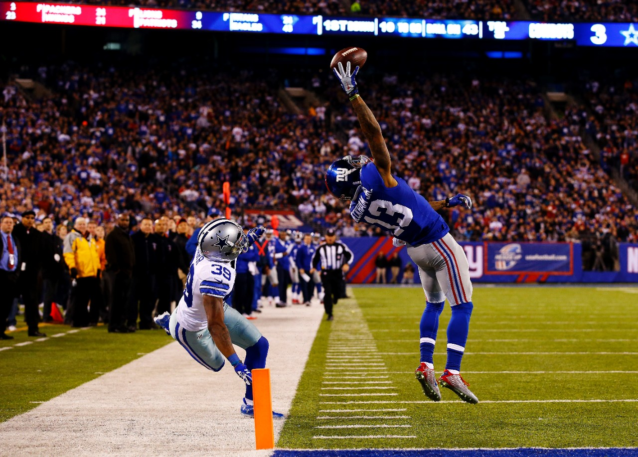 Odell Beckham Jr Watch the Giants wide receiver make the greatest 1280x917