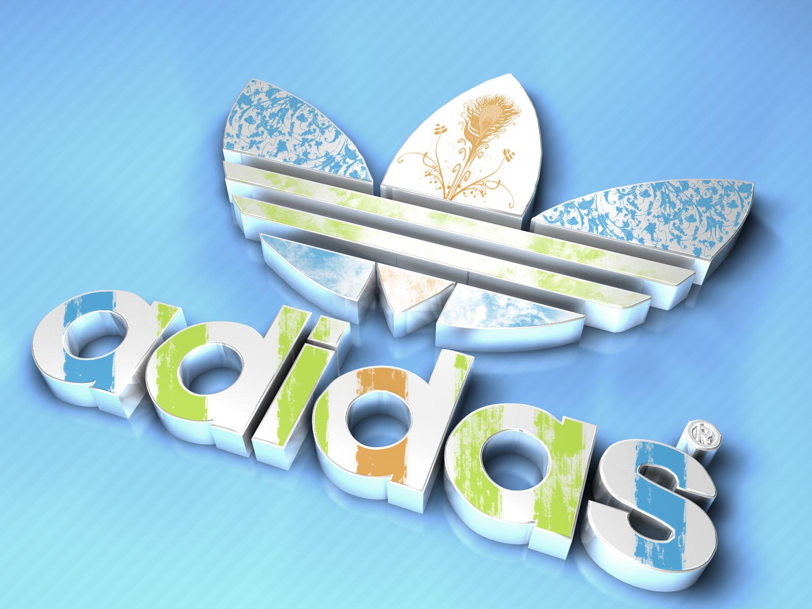 File Name Adidas Brand logo Wallpaper 1600x1200