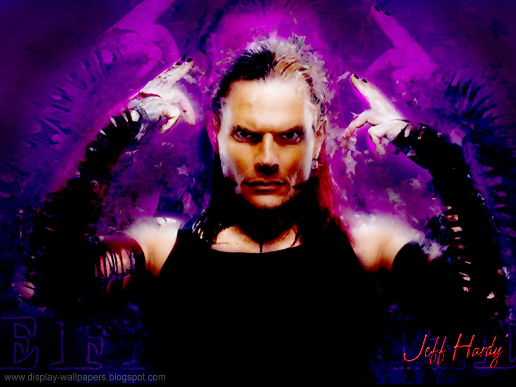 Jeff Hardy Wallpapers WWE Wallpapers Wallpaper HD And Background 1024x768