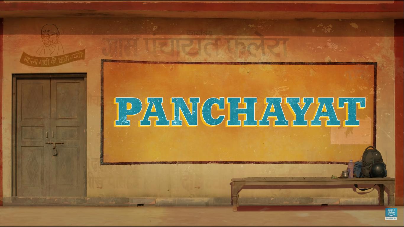 Panchayat An Amazon Web Series Review 1366x768