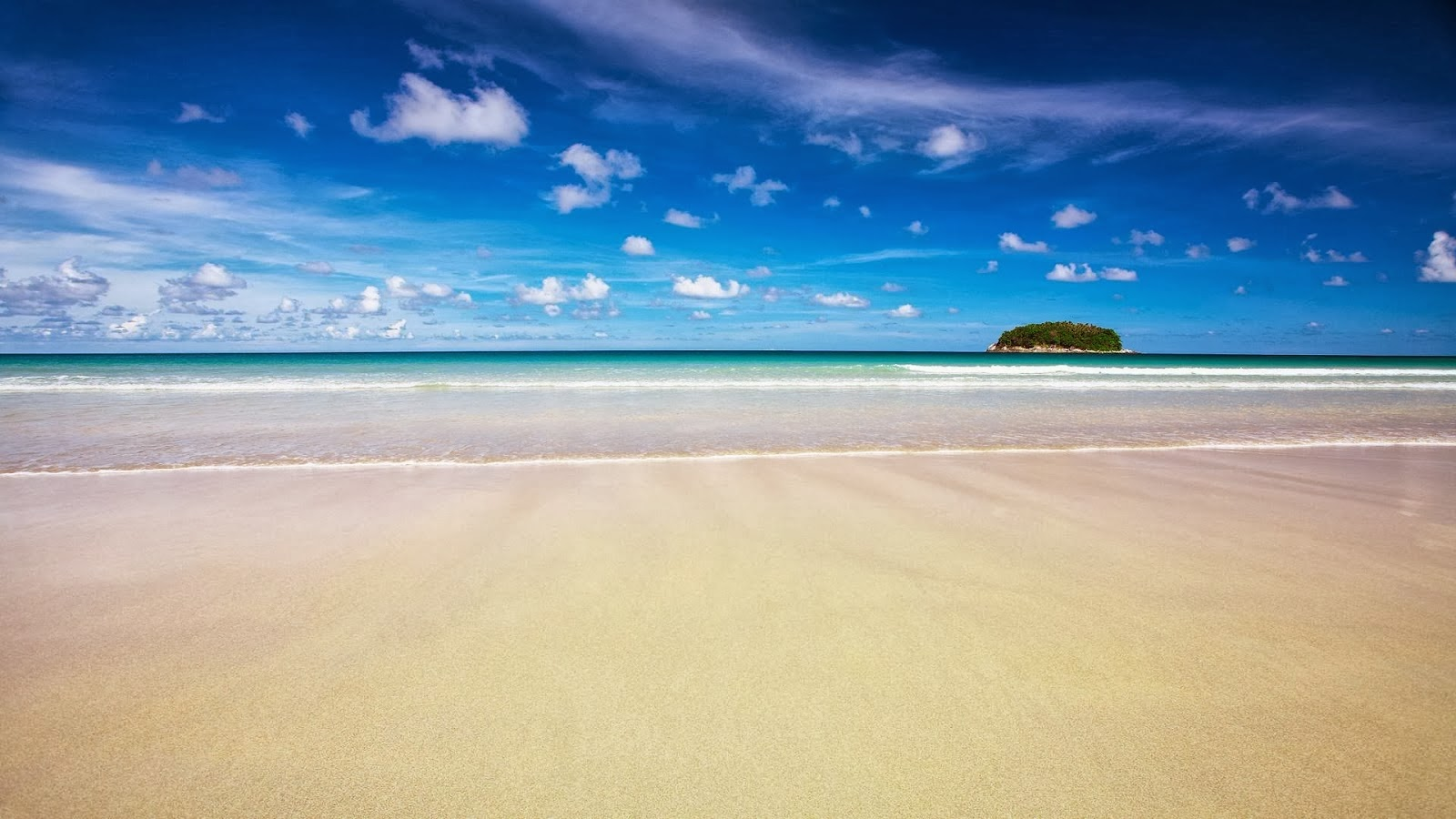 wallpapers 1080p blue water white sand beach hd wallpapers 1080p 1600x900