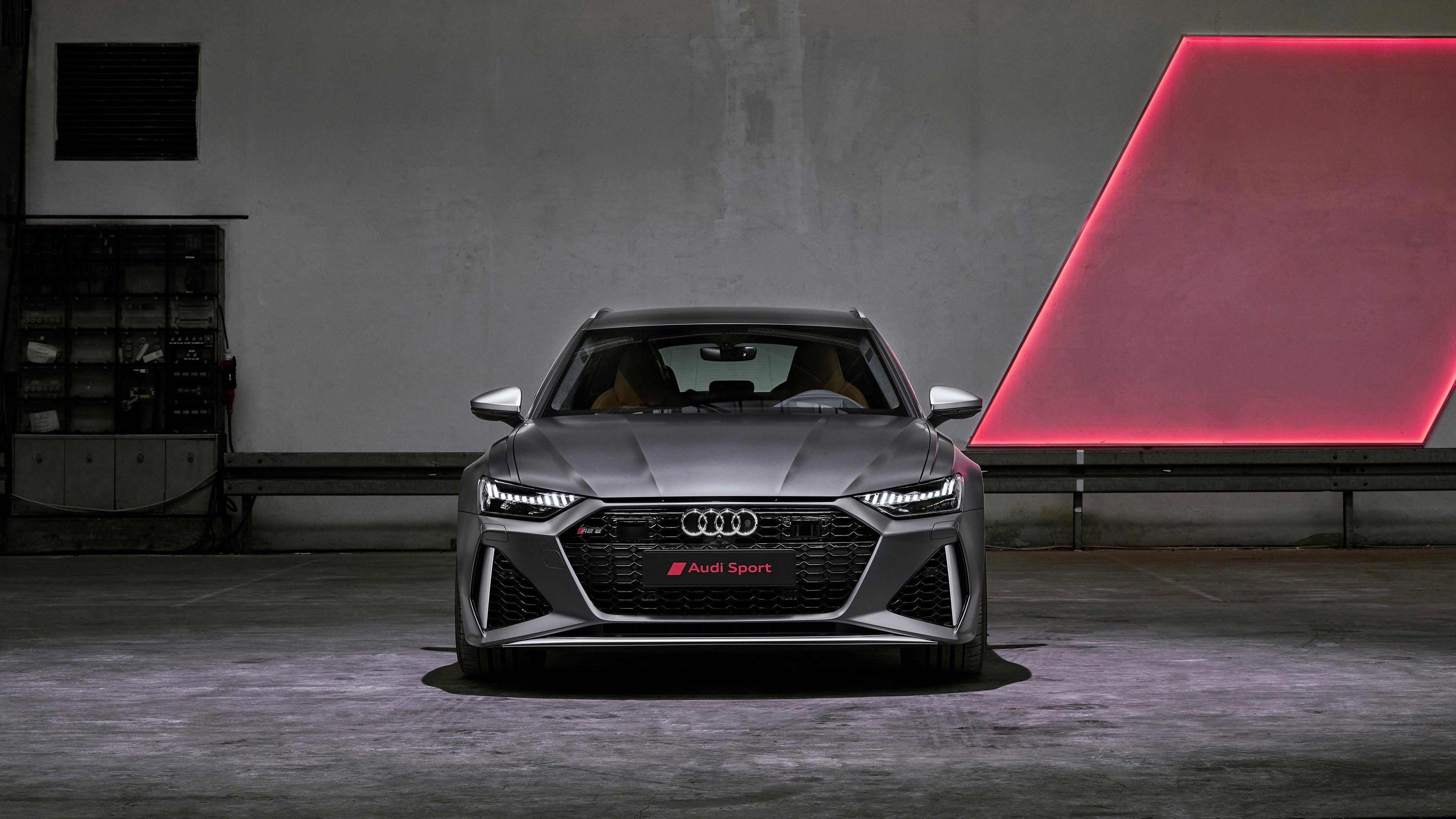 2020 Audi RS6 Avant 4K 2 Wallpaper HD Car Wallpapers ID 13060 3840x2160