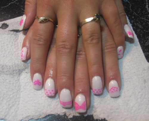 cool wallpapers valentine Nail Art Wallpapers 500x406