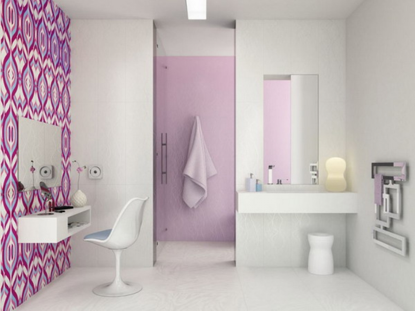 Designer Wallpaper For Bathrooms   WallpaperSafari