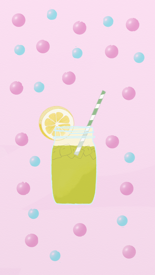 Lemonade iphone wallpaper   Talaz 640x1136