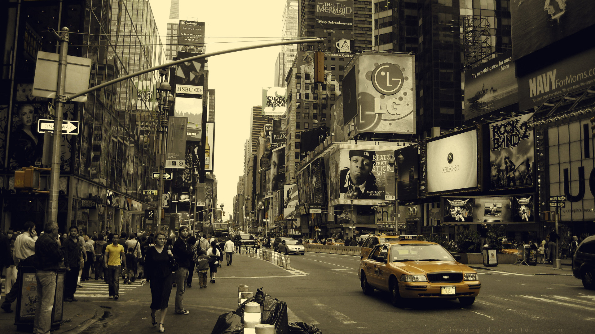 Free Download 40 Hd New York City Wallpapersbackgrounds For