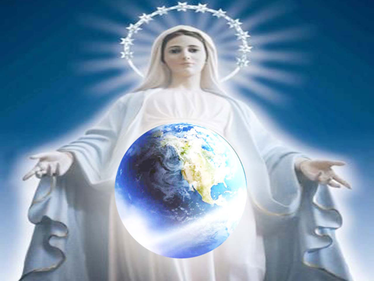 Channeling of Mother Mary during light event 1280x960