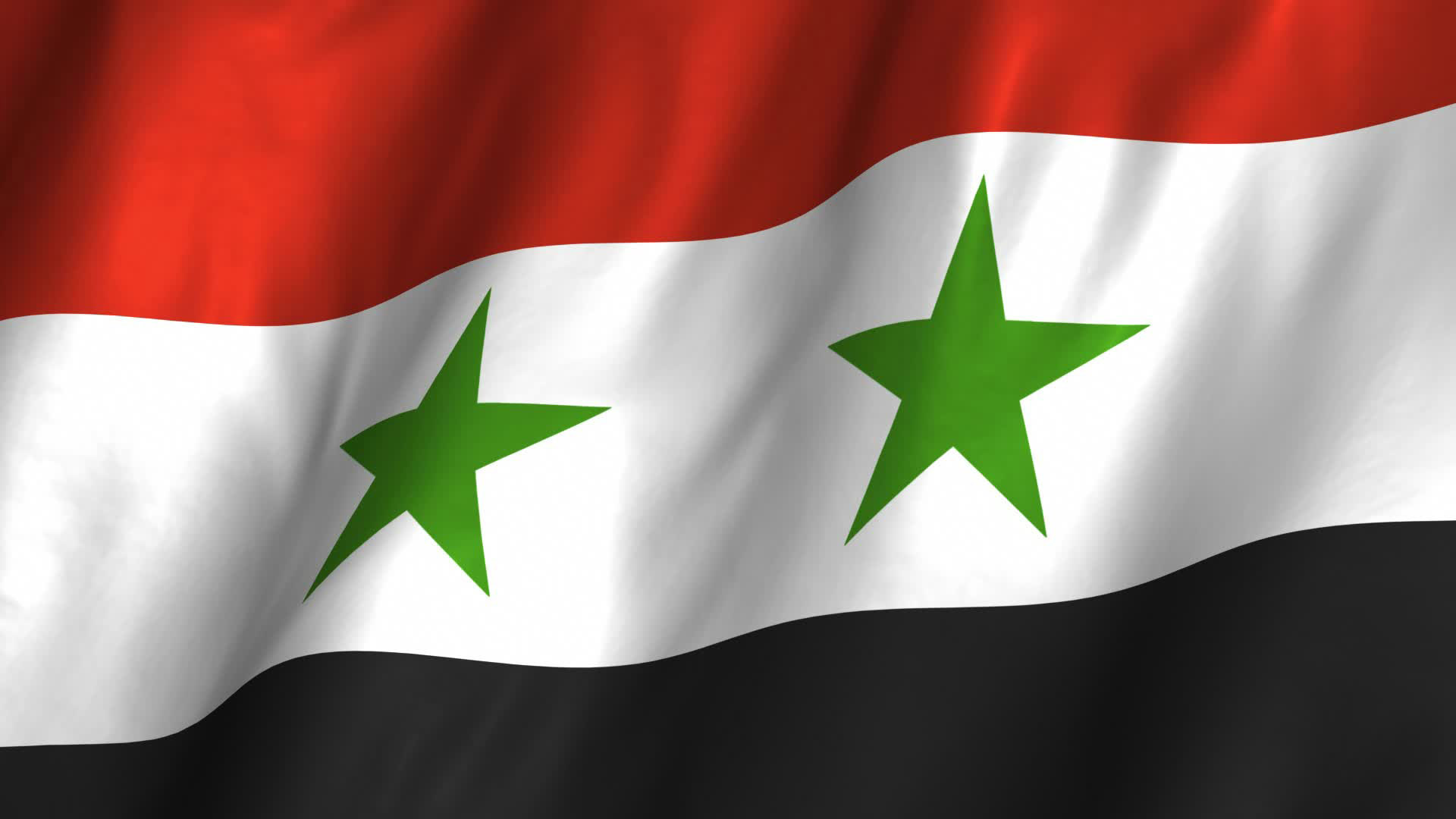 Syria Flag Wallpaper The Hat of Foil 1920x1080