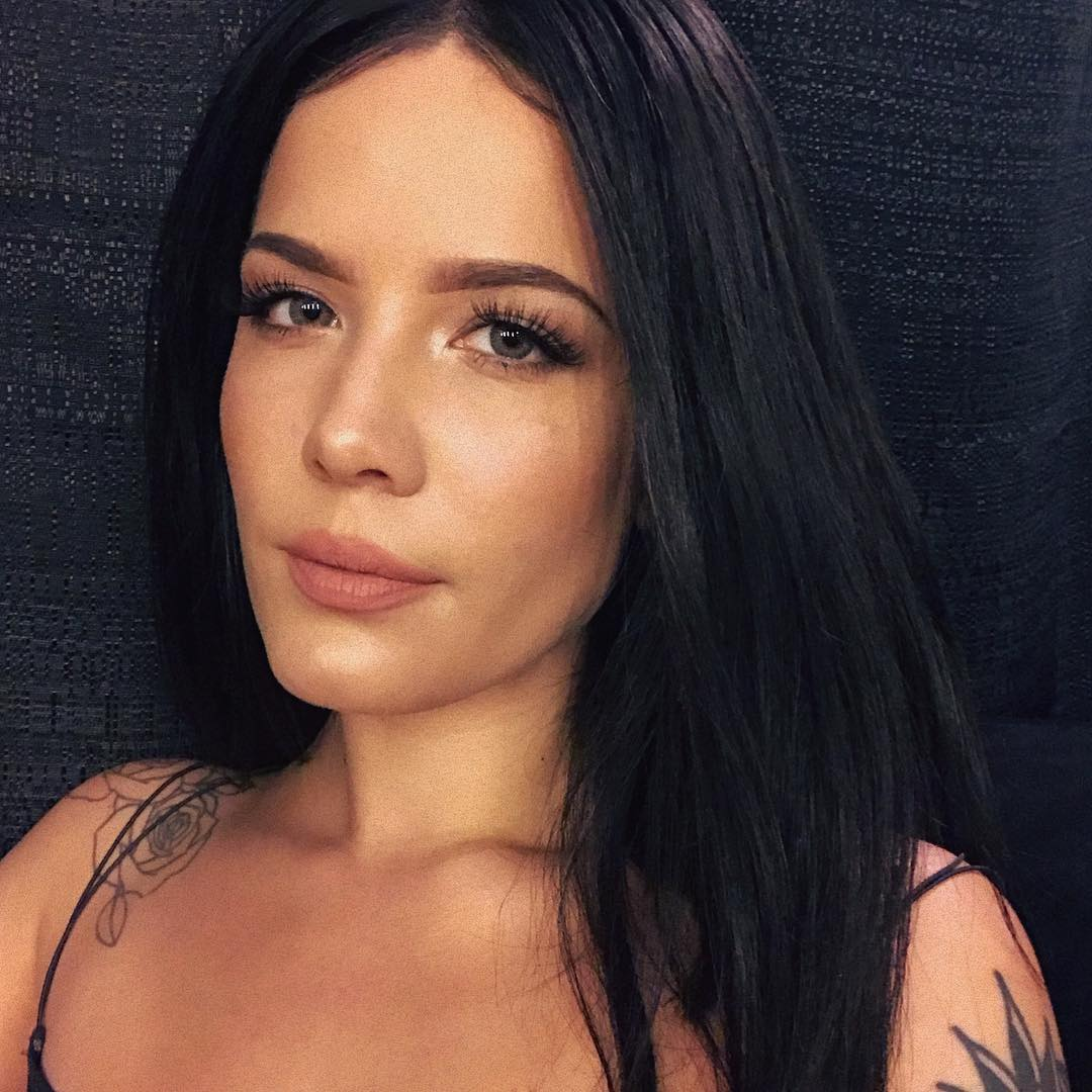 Halsey images Halsey HD wallpaper and background photos 40754762 1080x1080