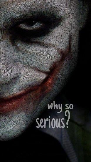 Joker IPhone Wallpaper WallpapersBackgrounds Pinterest 310x550