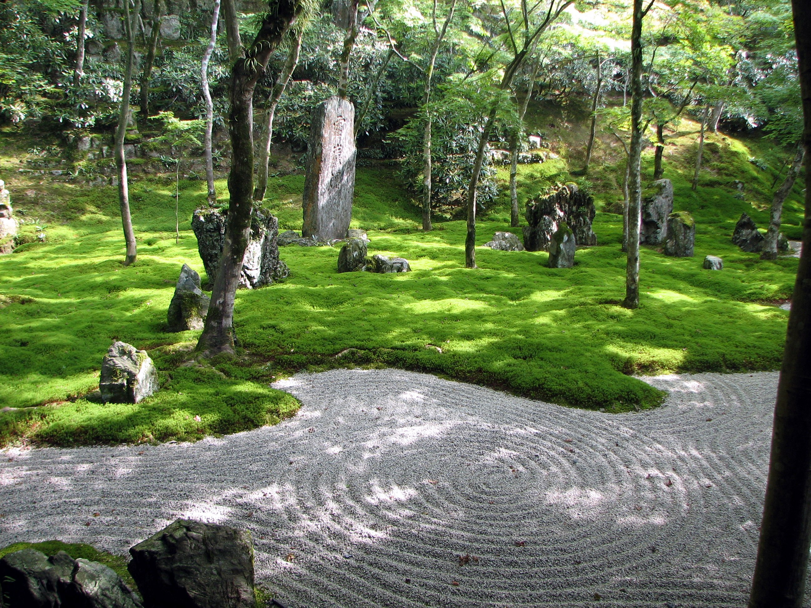 Zen rock garden wallpaper - Zen Garden Wallpaper Hd 12 Freetopwallpaper Com