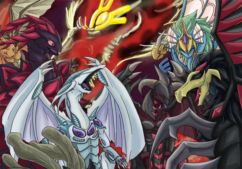 Yugioh 5ds Dragon Wallpaper Yu gi oh 5ds  4 years ago in 800x560