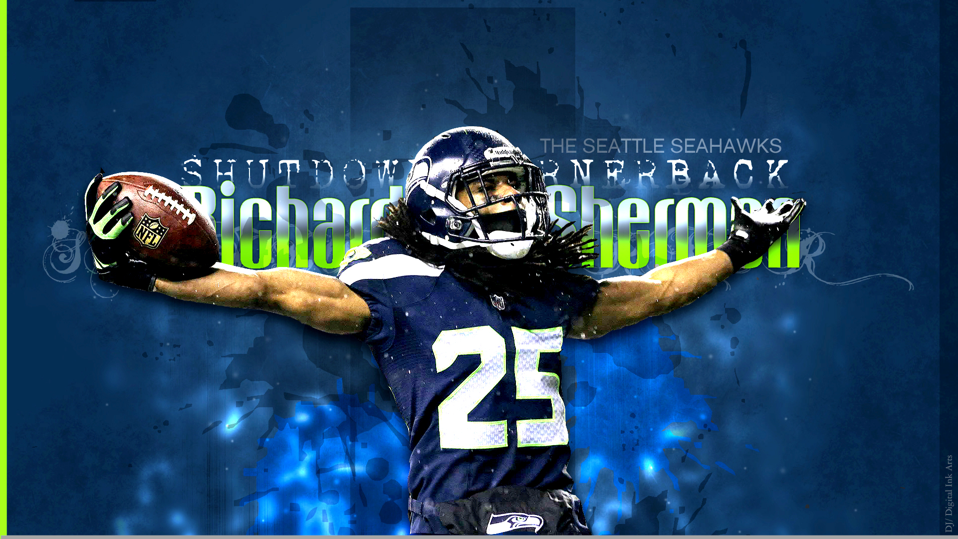 Seahawks Logo Wallpaper Images Wallpaper WallpaperLepi 1920x1080