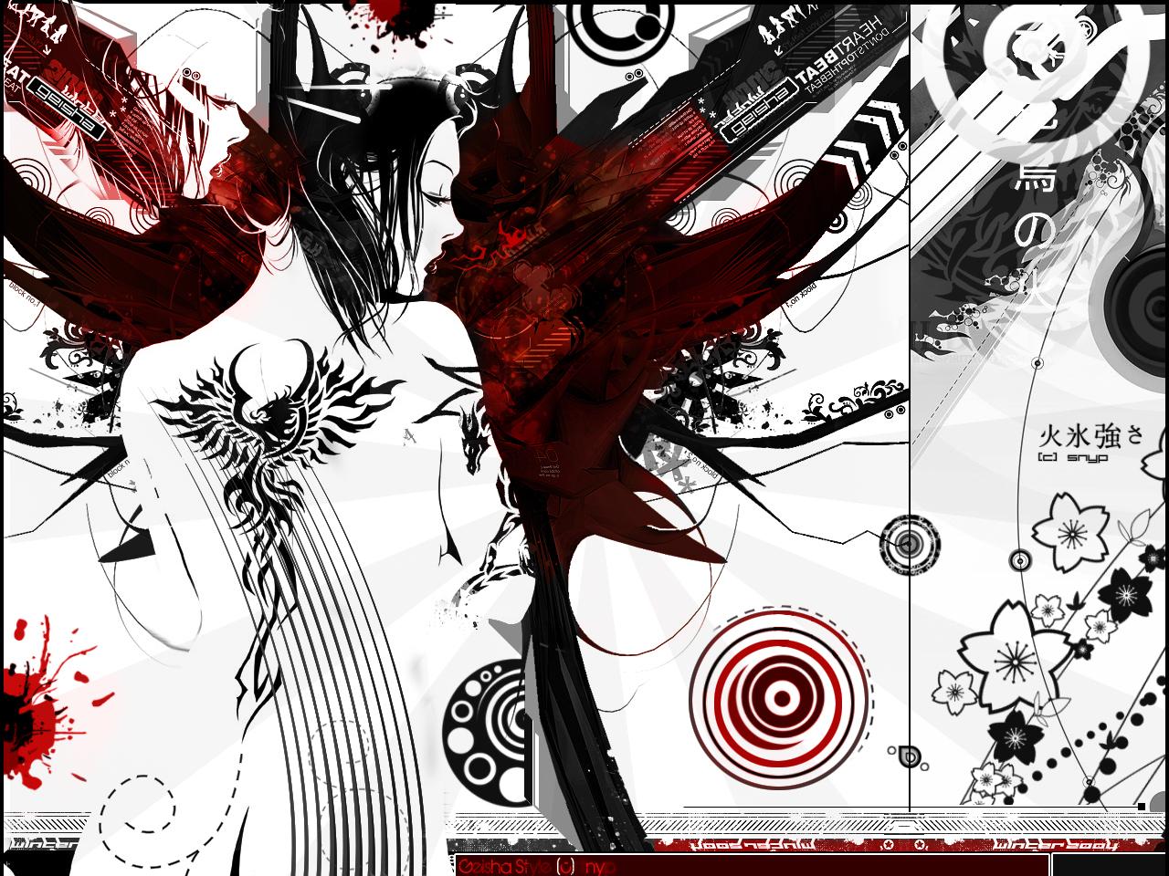 Heart Beat Geisha Wallpapers Heart Beat Geisha HD Wallpapers 1280x960