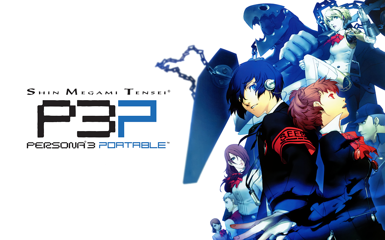 Free Download Persona 3 Fes Wallpapers 1280x800 For Your