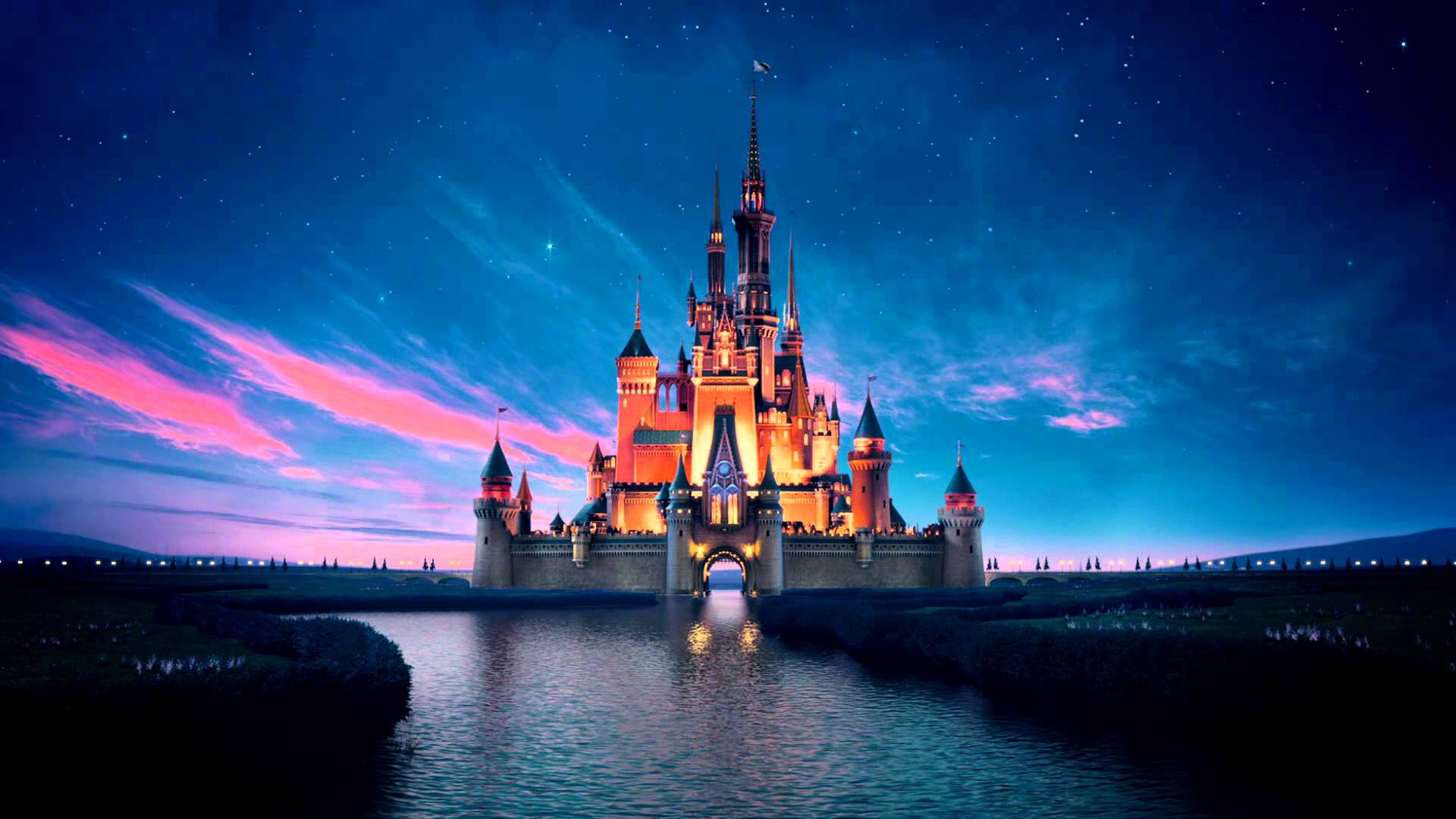Walt Disney Studios The Castle   Logo 2012 HD 1080p 1920x1080