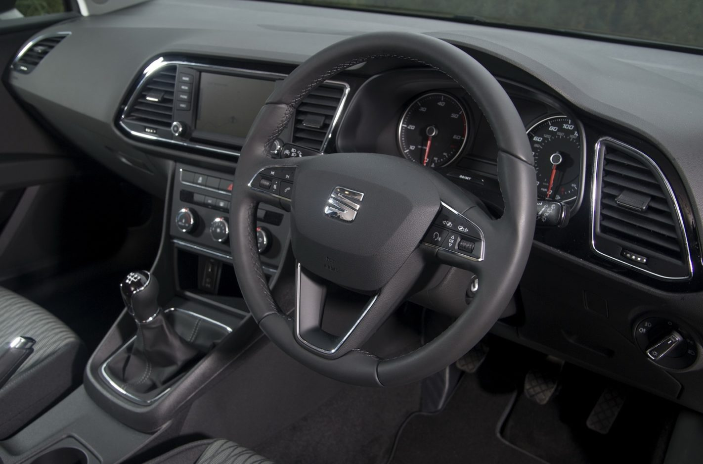 2019 SEAT Leon Interior HD Wallpaper Auto Car Rumors 1422x938