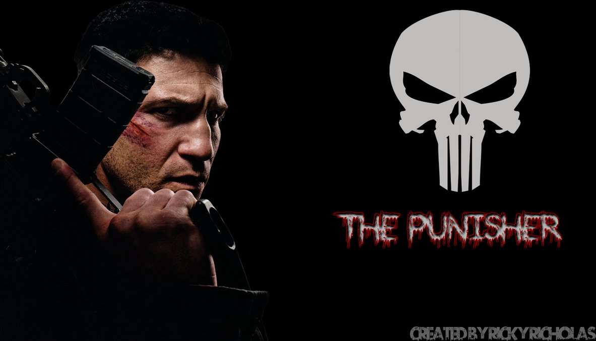 Punisher Marvel Cinematic Universe Wallpaper by VegitoDBZ 1183x676