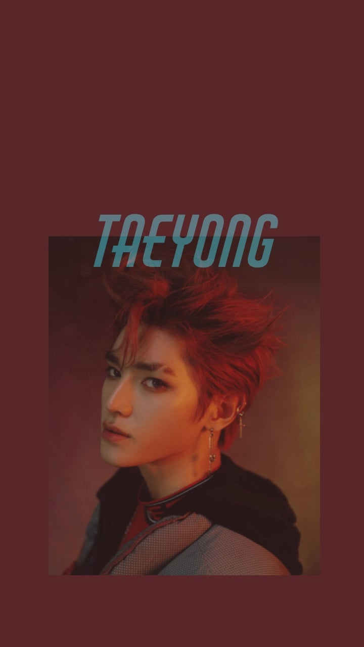 NCT Taeyong wallpaperlockscreen 118 on We Heart It 720x1280