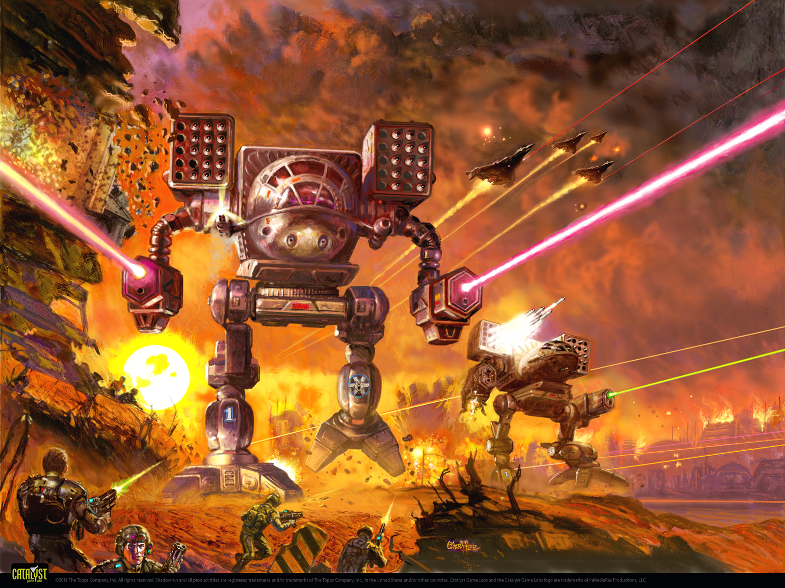 The Universe of Battletech The Written Tale 1600x1200
