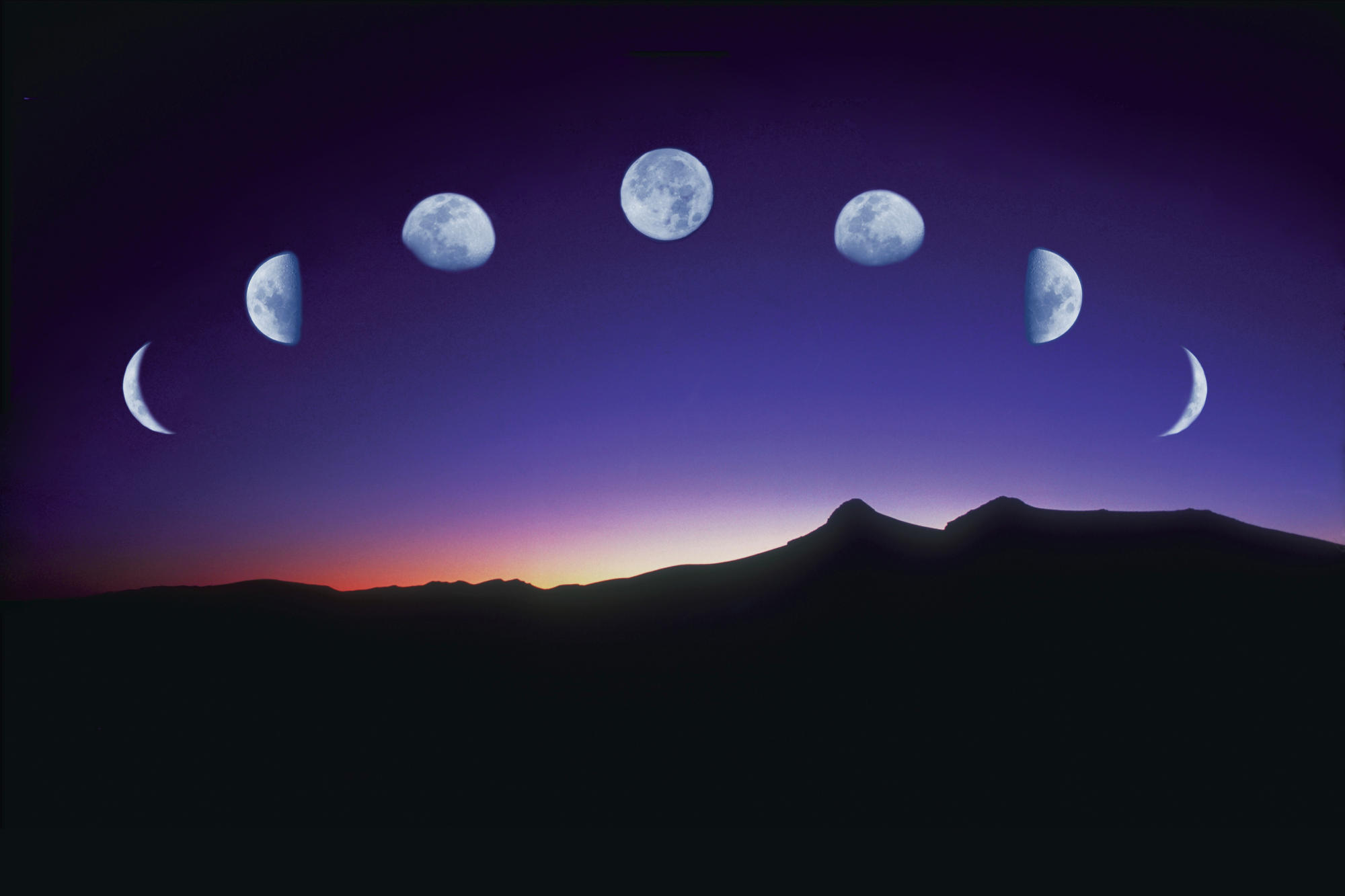 322 Moon HD Wallpapers Background Images 2000x1333