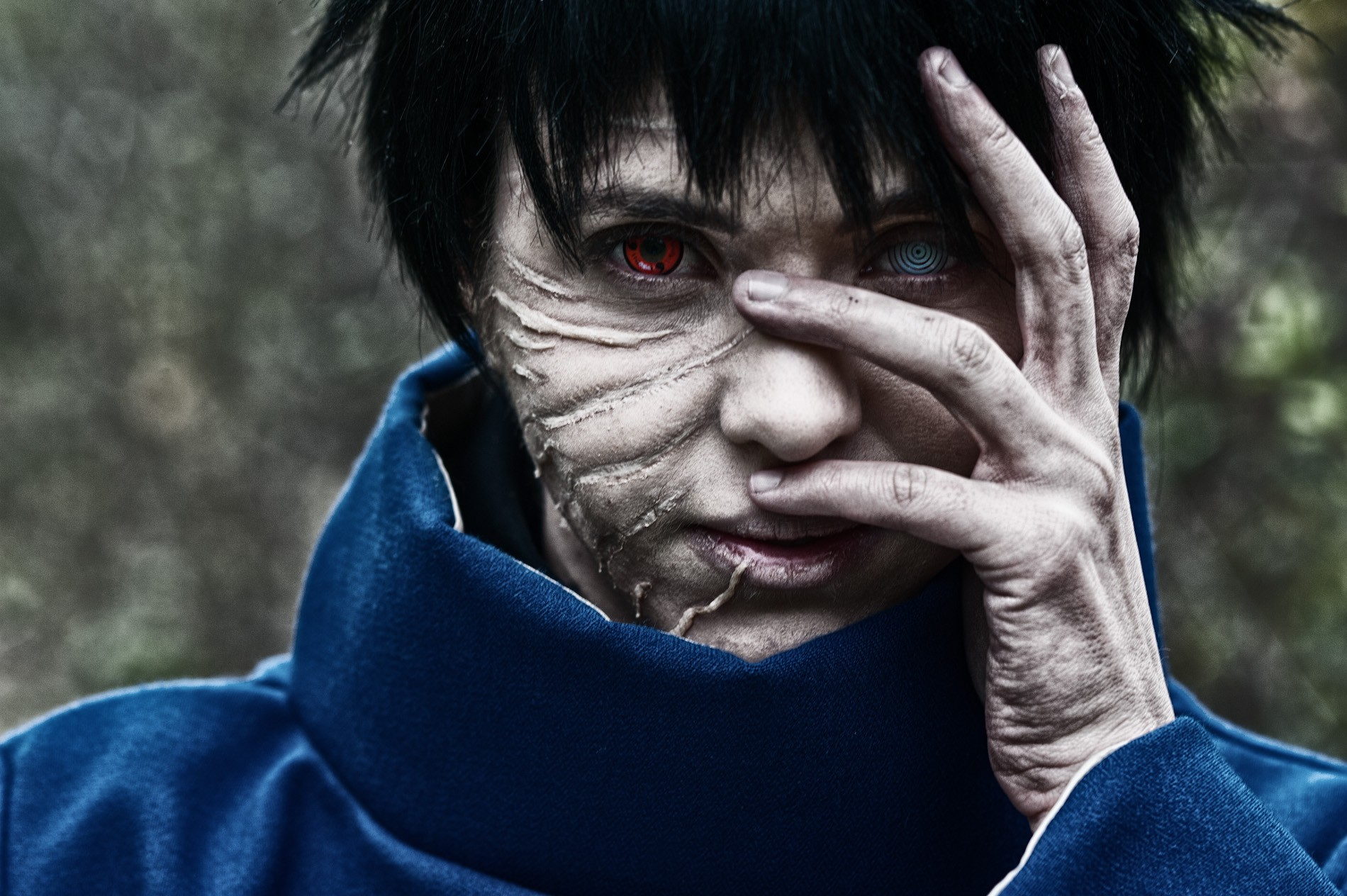 cosplay Sharingan Uchiha Obito Tobi Rinnegan Wallpapers 1900x1264