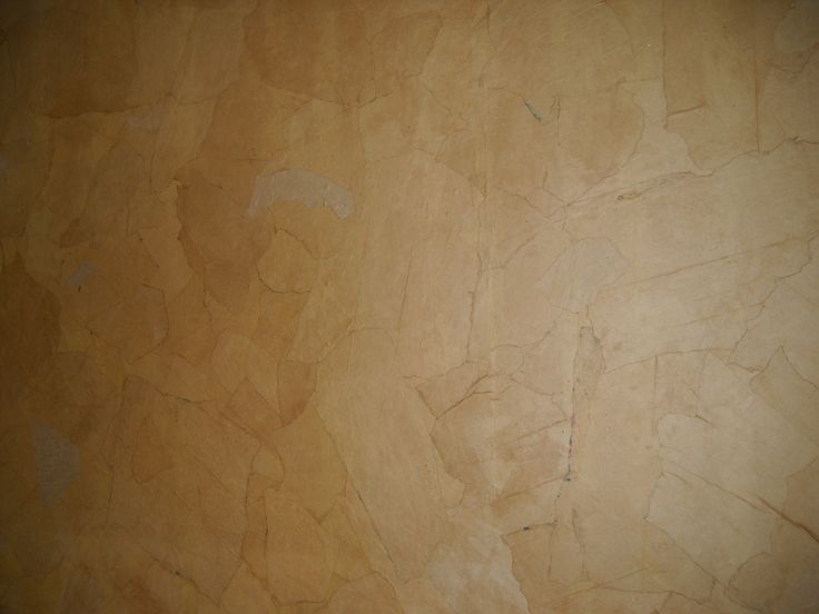 wallpaper Use wallpaper paste to glue to wall and then a coat over 736x552