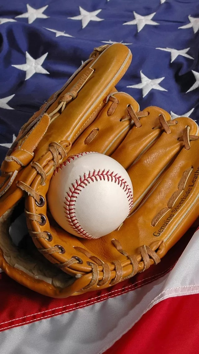 iPhone 5S wallpapers American Baseball 640x1136