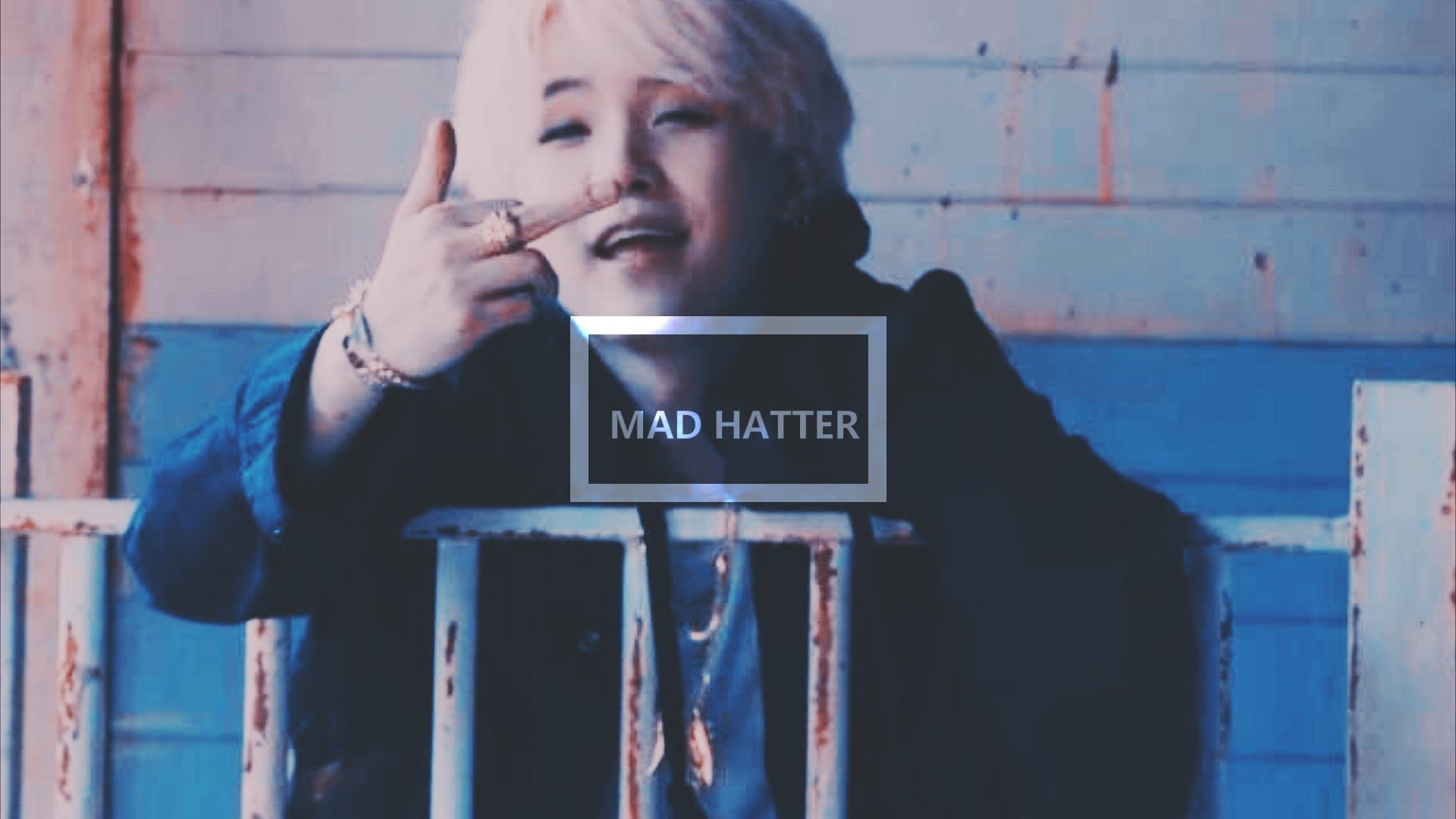 [speed edit] AGUST D mad hatter 1920x1080