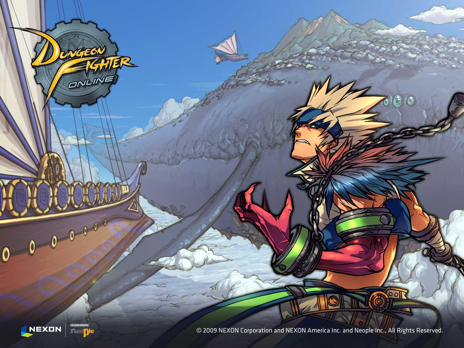 Dungeon Fighter Online Wallpaper 1600x1200