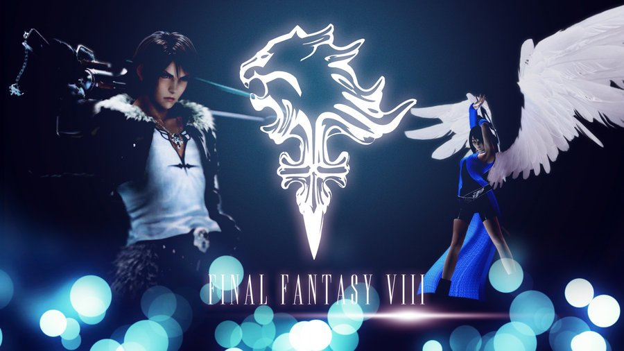 Final Fantasy VIII Wallpaper by Mufurcka 900x506