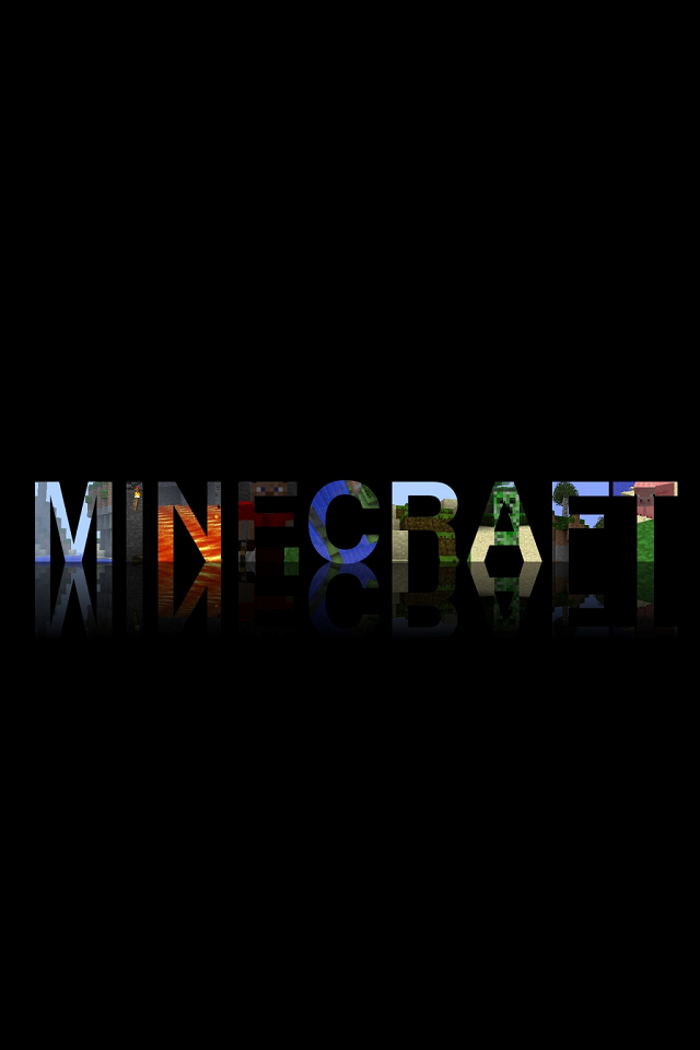 Minecraft Simply beautiful iPhone wallpapers 640x960