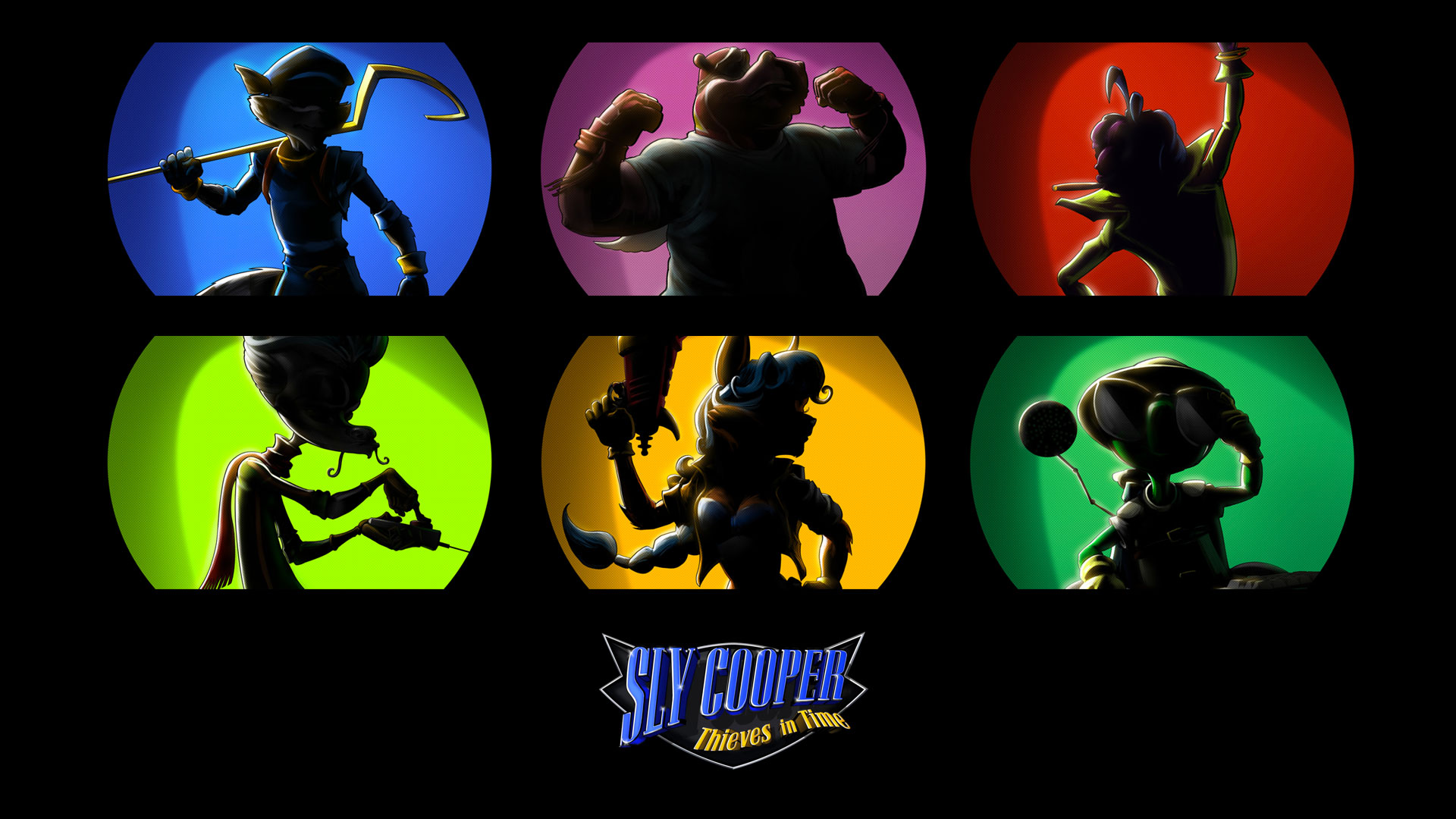Sly Cooper Thieves in Time Wallpapers in HD Page 4 1920x1080