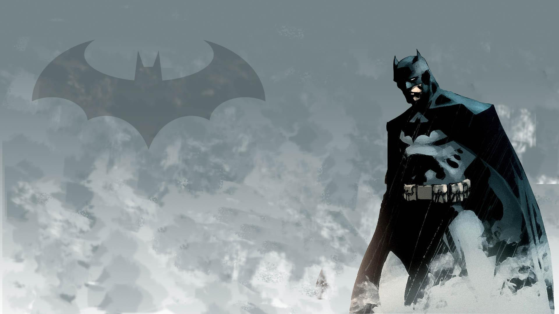 My Batman Jim Lee Wallpaper 1920x1080 ComicWalls 1920x1080