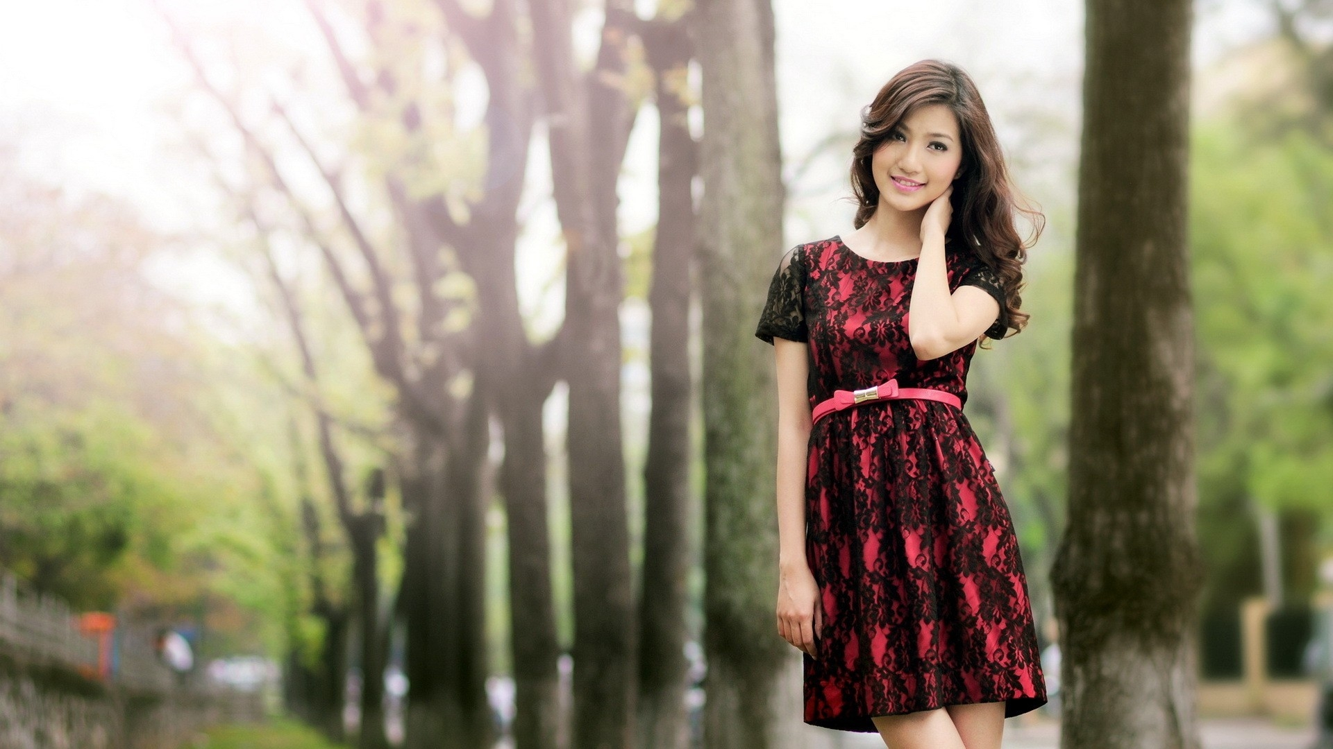 Full pic girl Free Download Wallpaper 1920x1080 Dress Asian Girl Smile Love Full Hd 1080p Hd 1920x1080 For Your Desktop Mobile Tablet Explore 45 Full Hd Wallpapers 1920x1080 Girls Hd Wallpapers 1920x1080