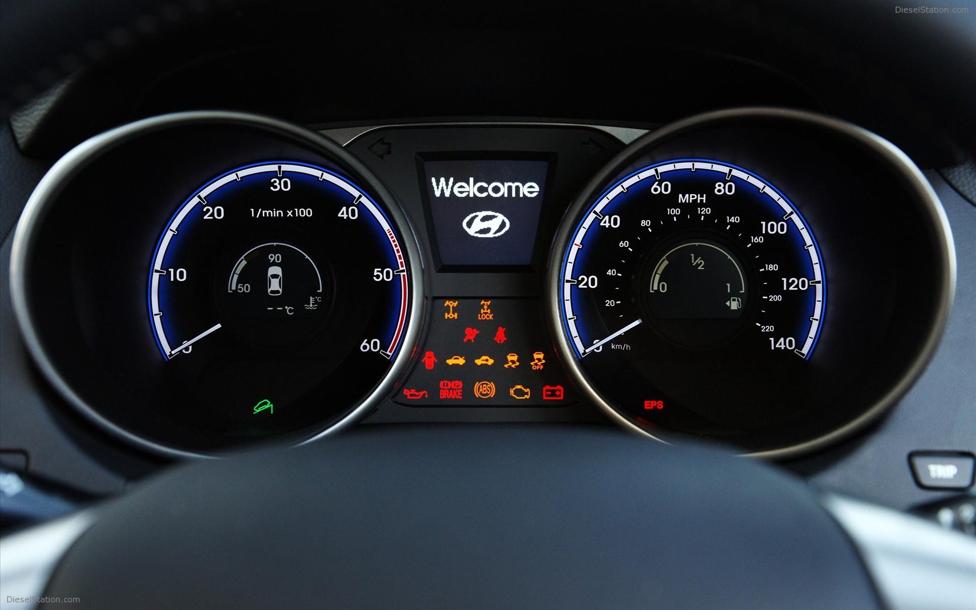 2011 Hyundai ix35 Widescreen Exotic Car Wallpapers 08 of 42 1920x1200