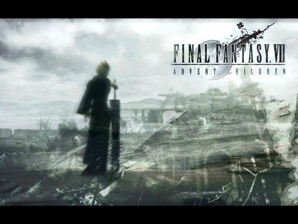 final fantasy 7   Cloud Strife Wallpaper 6973654 1024x768