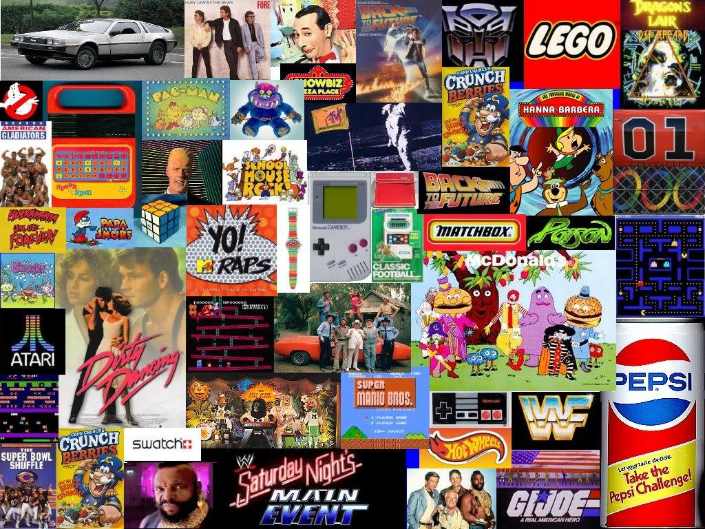 80s Wallpaper 80s Desktop Background 1024x768