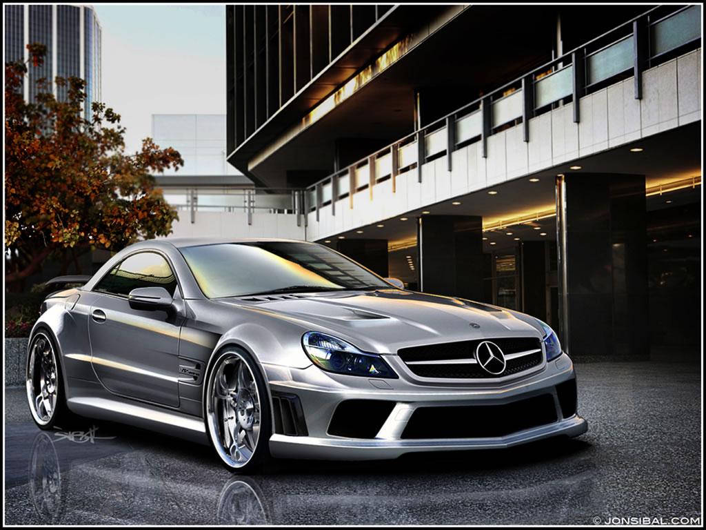 Mercedes Benz Wallpapers HD Nice Wallpapers 1024x768