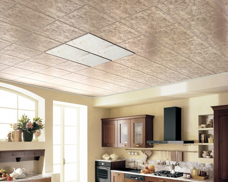 49 Kitchen Ceiling Wallpaper On Wallpapersafari