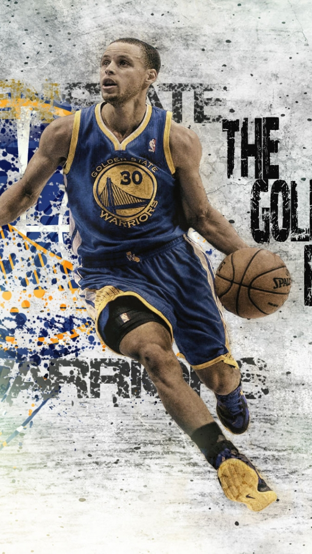 Stephen Curry 640x1136