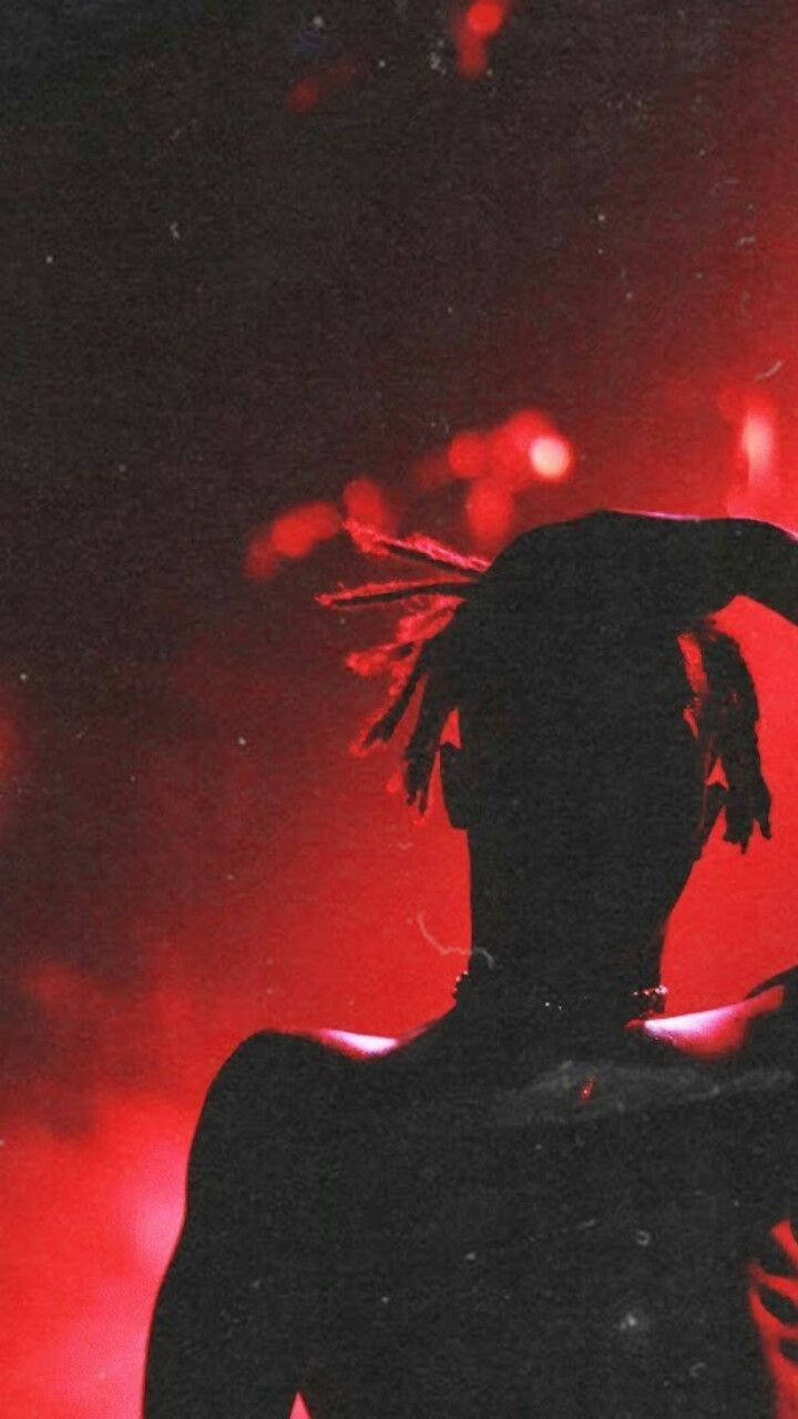 23] XXXTentacion Red Wallpapers on WallpaperSafari 720x1280
