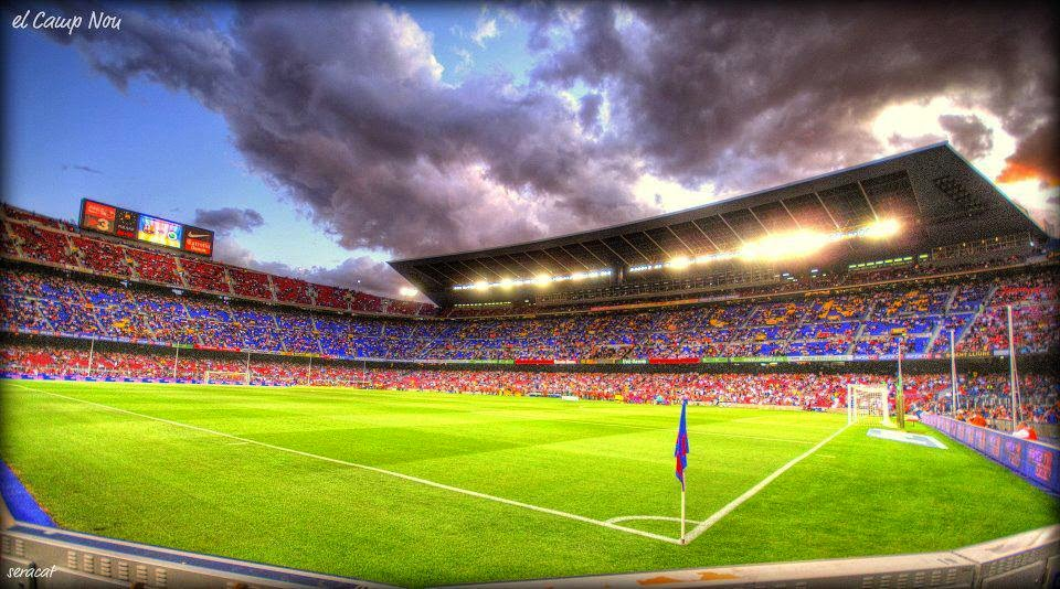 Camp Nou HD Wallpaper Fc Barcelona Photo 960x534