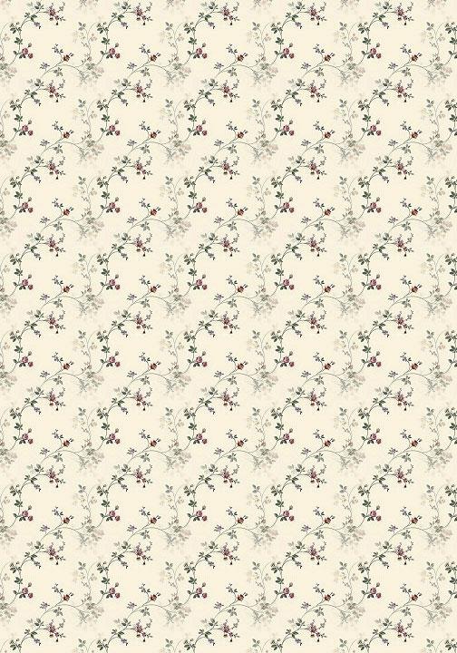 Images above Jennifers printable dollhouse wallpaper ] 504x720