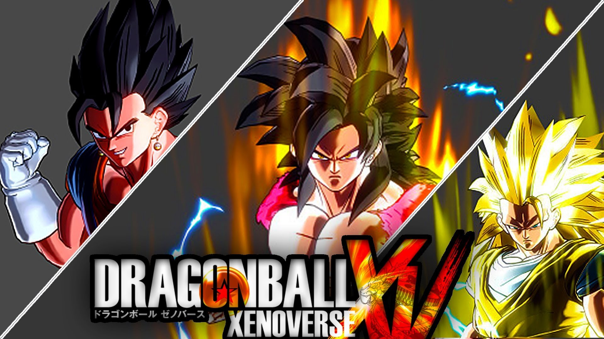 Free Download Dragon Ball Xenoverse 2 Hd Wallpapers And Background